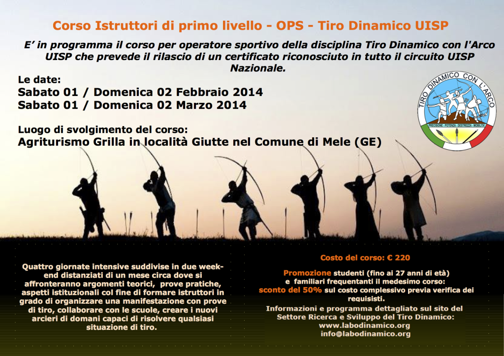 Volantino Corso OPS TD UISP Liguria 2014_1.2